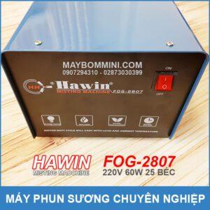 Gia May Phun Suong Hawin FOG 2807