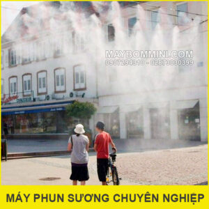Lap Rap He Thong Phun Suong Chuyen Nghiep