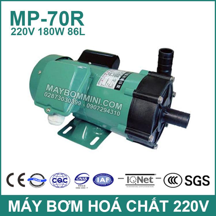 May Bom Hoa Chat 220V 70R