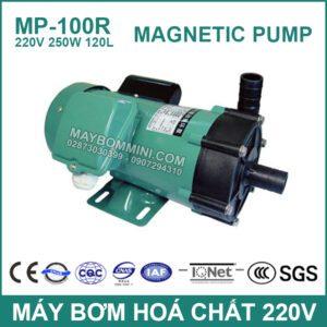 May Bom Hoa Chat 220V MP 100R