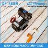 May Bom Nuoc Day Cao 12V 35L 25M 360B MAXPUMS