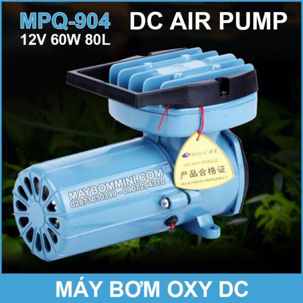 May Bom Oxy 12V 60W 80L MPQ 904