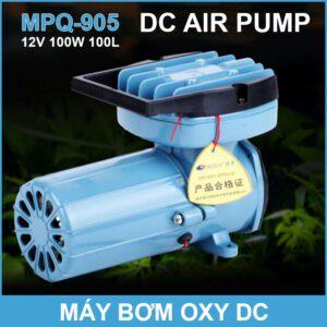 May Bom Oxy 12V MPQ 905 LAZADA