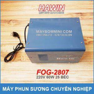 May Phun Suong Quan Cafe Phun Suong Lam Mat