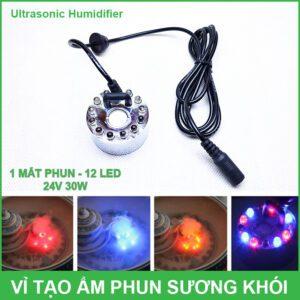 Vi Tao Am Phun Suong Khoi Sieu Am 1 Mat Lazada