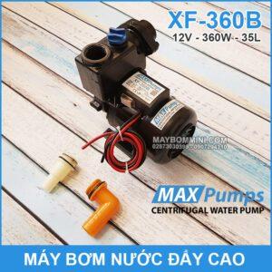 Ban May Bom Nuoc Dc 12V Day Cao