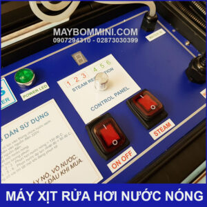 Ban May Phun Xit Rua Nuon Nong 3000W