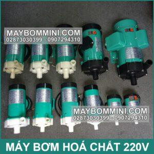 Bom Hoa Chat Bom Axit 220v