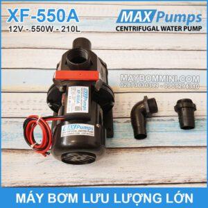 Bom Nuoc Mini 12V 550W 210L