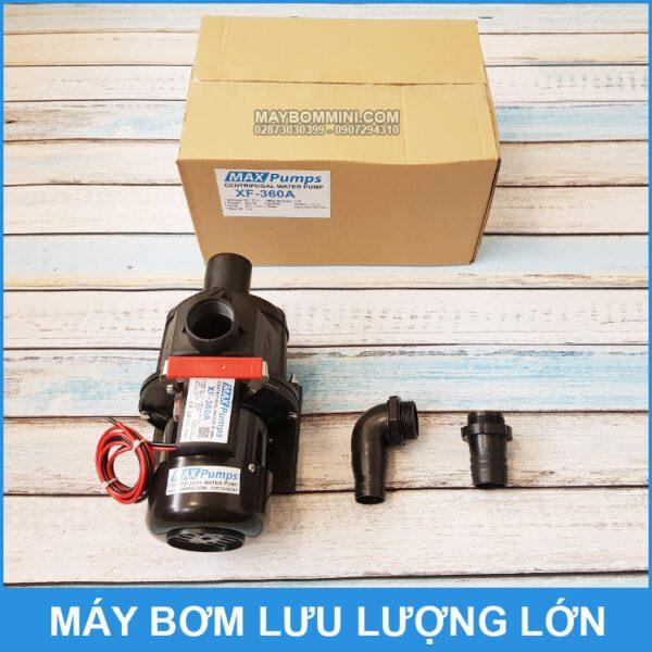 Bom Nuoc Mini Chin Hang 12V 360W