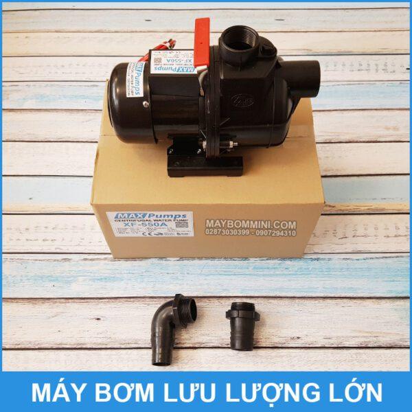 Chuyen Phan Phoi May Bom Nuoc Luu Luong Lon