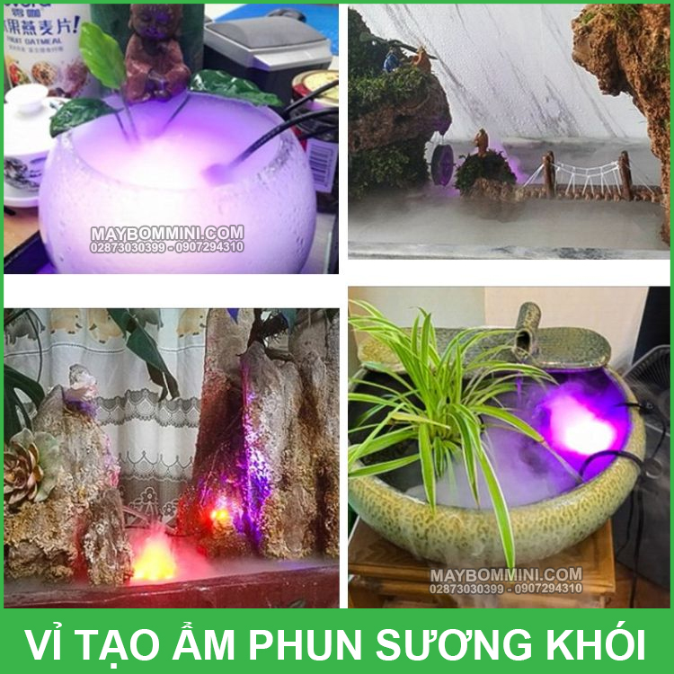 Ho Ca Hon Non Bo Phun Suong Tao Khoi