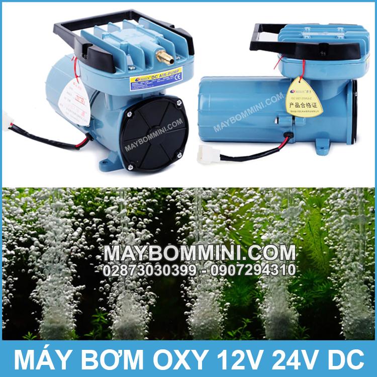 May Bom Sut Tao Khi Oxy