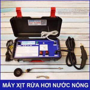 May Phun Nuoc Nong Chinh Hang