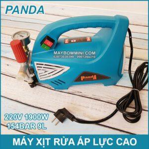 May Rua Xe Ap Luc Cao Panda