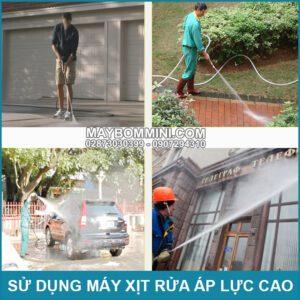 Su Dung May Xit Rua Ap Luc Cao Panda