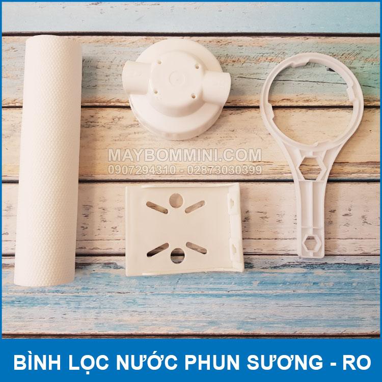 Binh Loc Nuoc Phun Suong RO 10in Ren