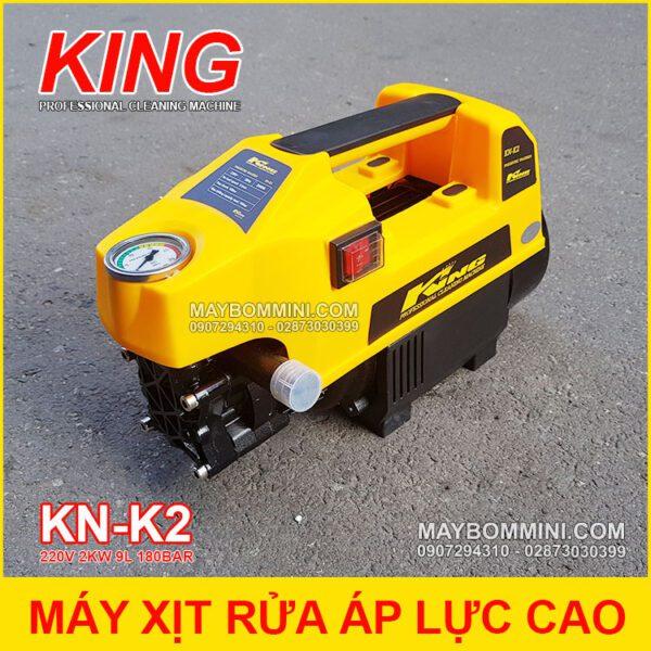 Bom Nuoc Mini Ap Luc Cao 220v 2000w