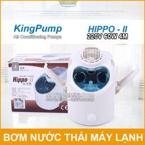 Bom Nuoc Thai May Lanh Kingpump Chinh Hang