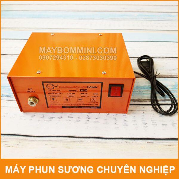 Hawin FOG A70 Phun Suong Gia Re