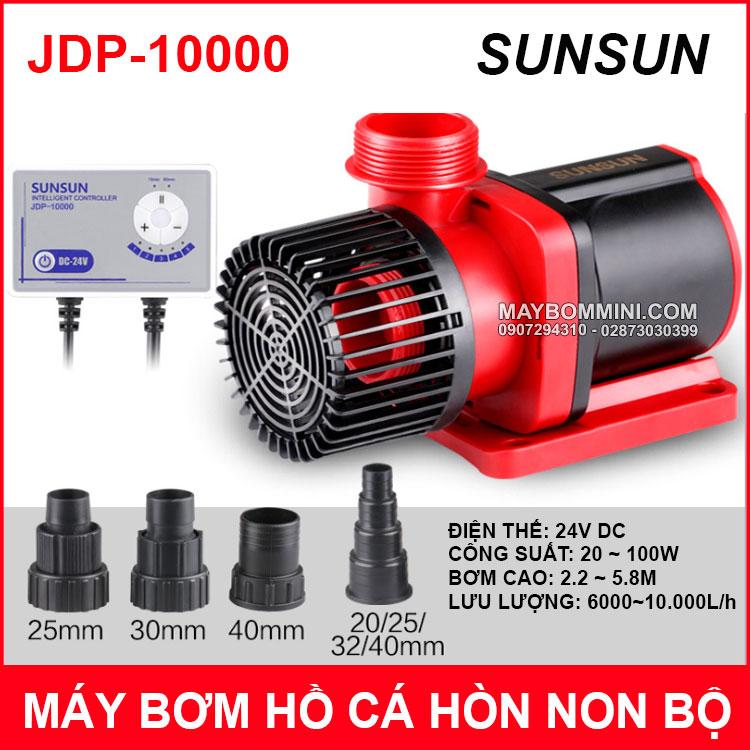 May Bom Chim 24V 10000L Sunsun JDP 10000