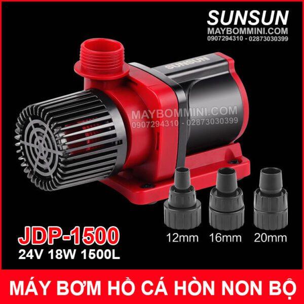 May Bom Chim 24V 18W 1500L SUNSUN JDP 1500