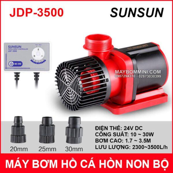 May Bom Chim 24V 3500l Sunsun JDP 3500