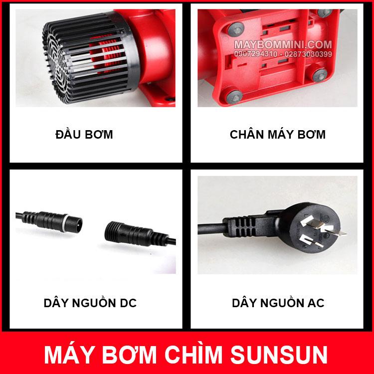 May Bom Chim Sunsun JDP Cao Cap