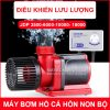May Bom Ho Ca Dieu Chinh Luu Luong Toc Do