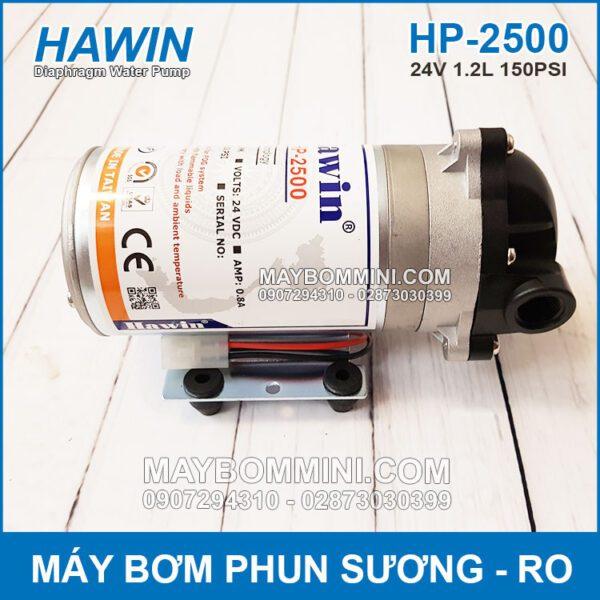 May Bom Phun Suong Hawin HP 2500 Taiwan