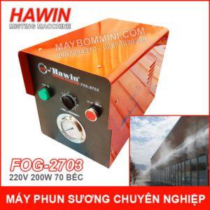 May Phun Suong Chuyen Nghiep Fog 2703 70 Bec