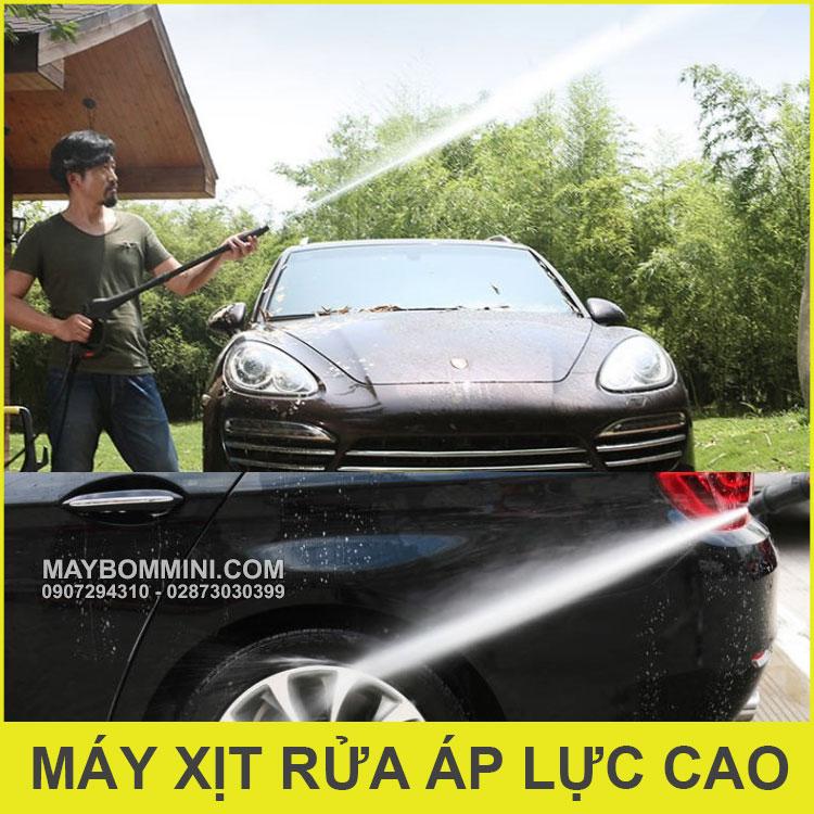 May Rua Xe Gia Dinh Cao Cap Chinh Hang 2500W