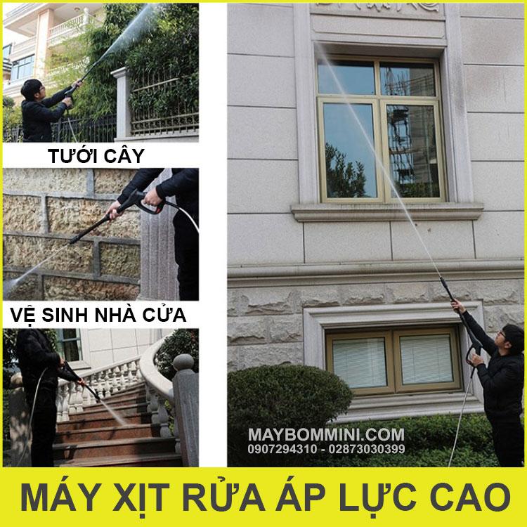 May Xit Ve Sinh Nha Cua Tuoi Cay