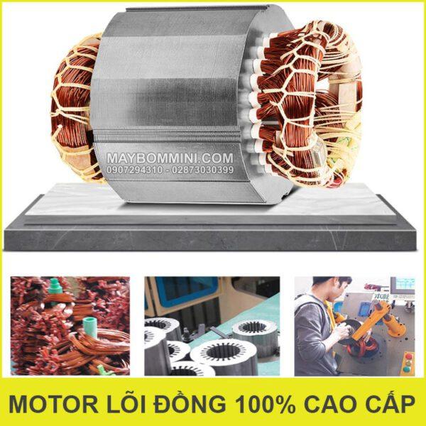 Motor Loi Dong 100% Cao Cap