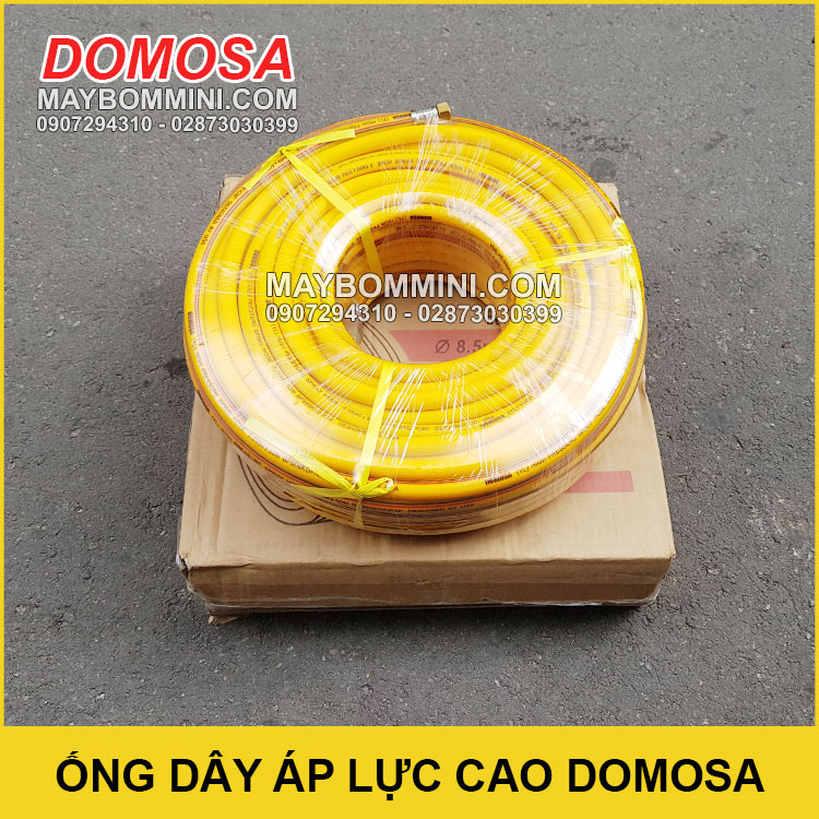 Ong Ap Luc Cao Domosa By USA
