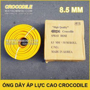 Ong Day Ap Luc Cao Crocodile 8.5mm Chinh Hang