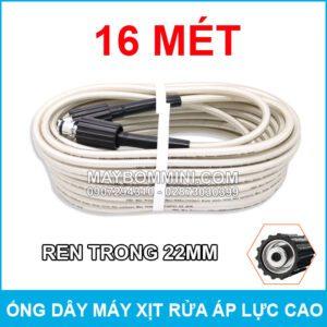 Ong Day Ap Luc Cao Ren Trong 22mm 16 Met