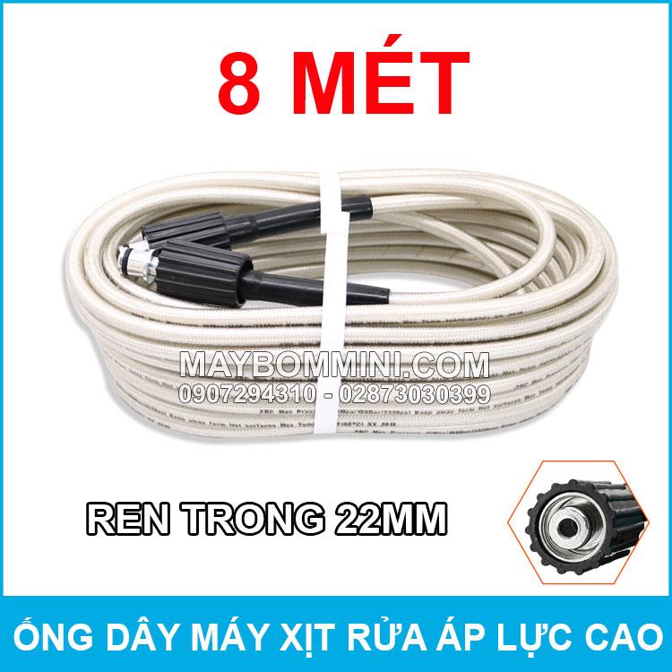Ong Day Ap Luc Cao Ren Trong 22mm 8 Met