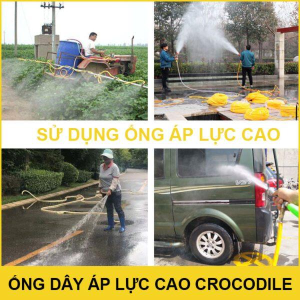 Su Dung Ong Ap Luc Cao