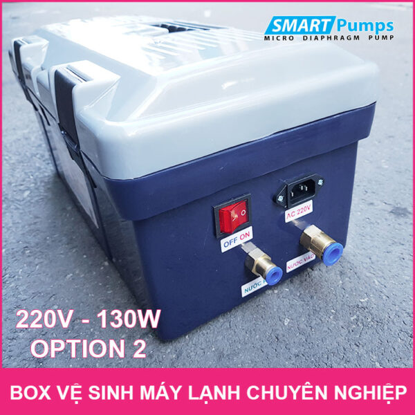 Dieu Khien Box Ve Sinh May Lanh 130w Option 2
