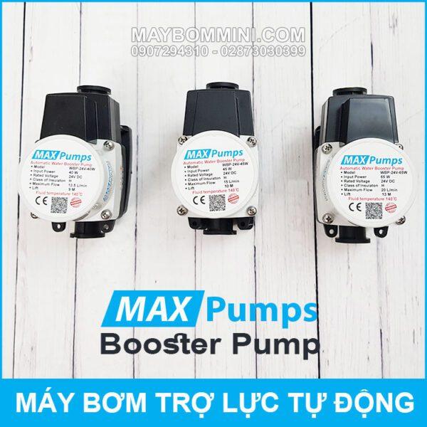 Ban May Bom Tro Luc Tu Dong 24v