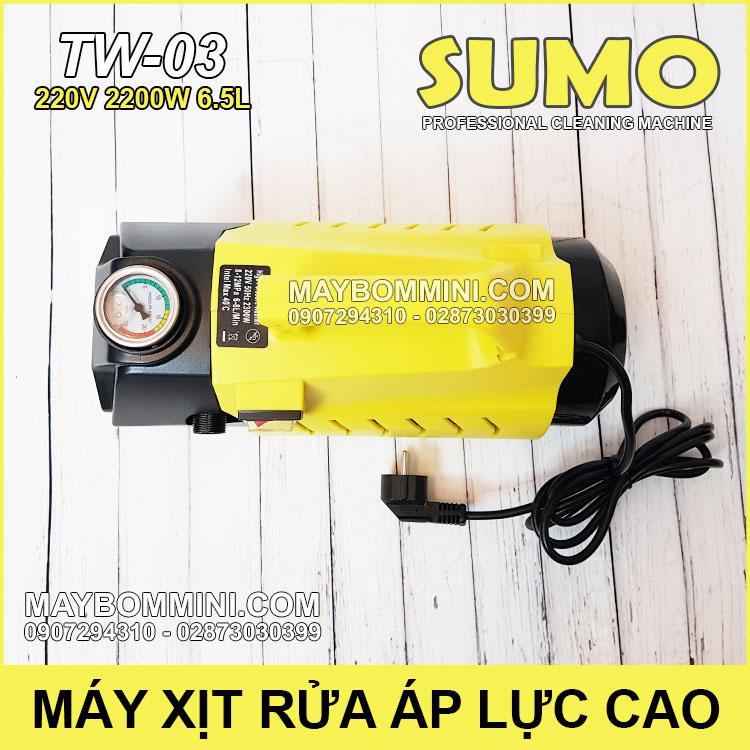 Bo Rua Xe Chinh Hang Ap Luc Cao Sumo TW 03
