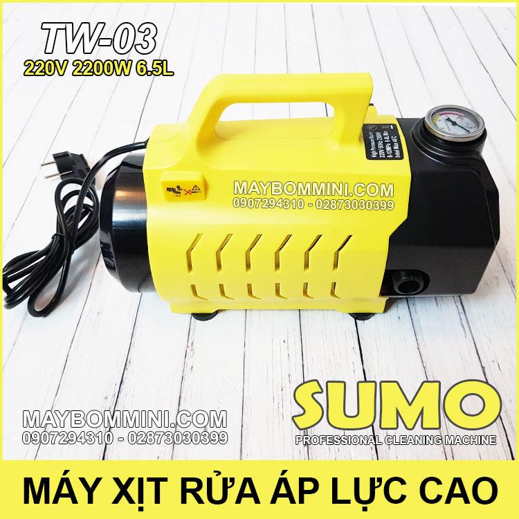 Bom Ap Luc Cao 2200W Sumo