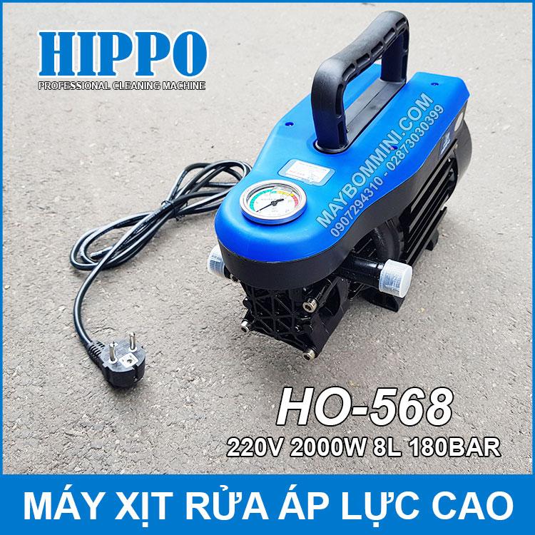 Bom Ap Luc Cao 220V 2000W 8L