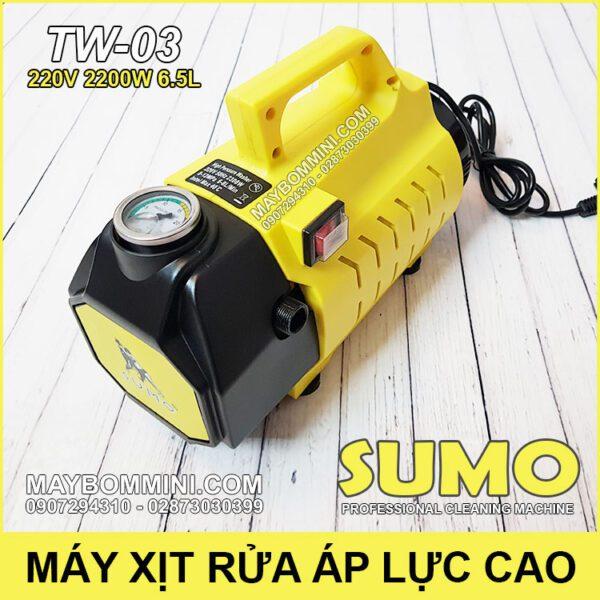 Bom Nuoc Ap Luc Cao Sumo Tw 03 2200W