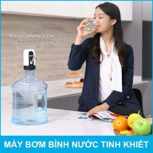 Bom Nuoc Binh Loc Dong Chai