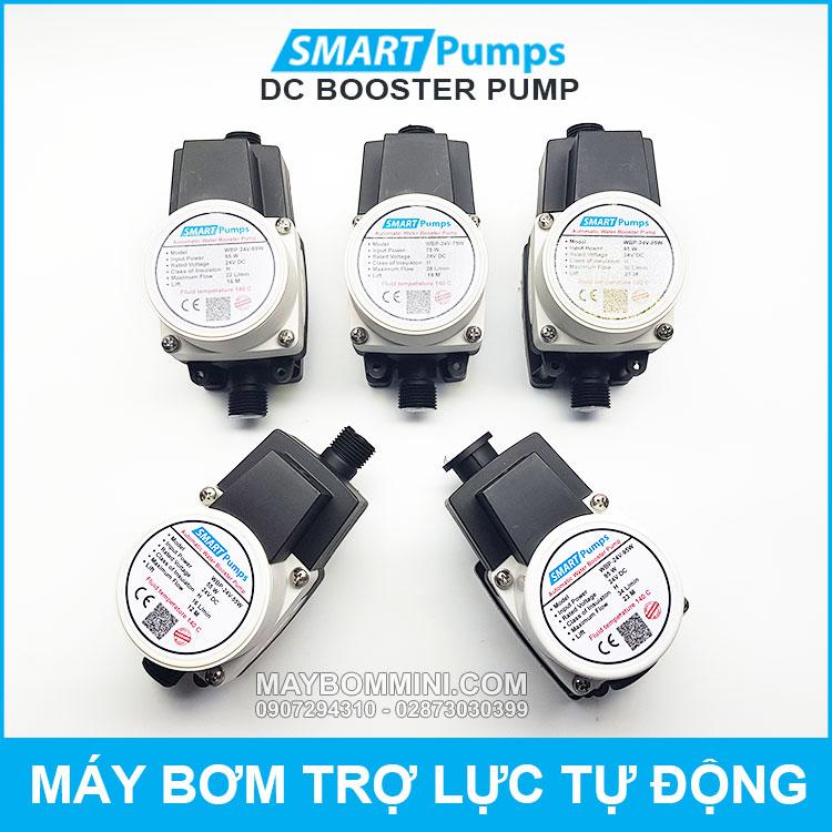 DC Booster Pump Auto Smartpumps