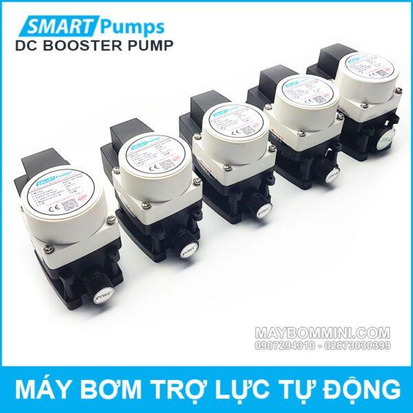 May Bom Tro Luc Nuoc Nong Lanh Mini 24V