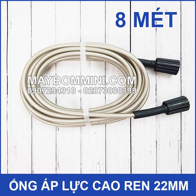 Ong Ap Luc Cao Ren 22mm 8 Met