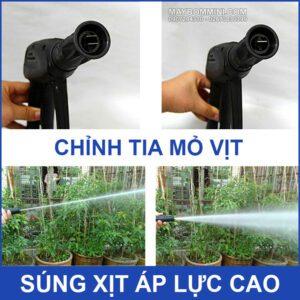 Su Dung Sung Mo Xit Ap Luc Cao 22mm